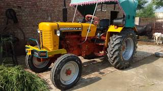 Hindustan 60 tractor full feature & specification