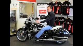 10. Moto Guzzi California1400 Touring - Harrison Eurosports