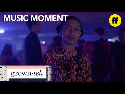 "grown-ish | season 1, episode 9 music: rae sremmurd - ""by chance"" | freeform"