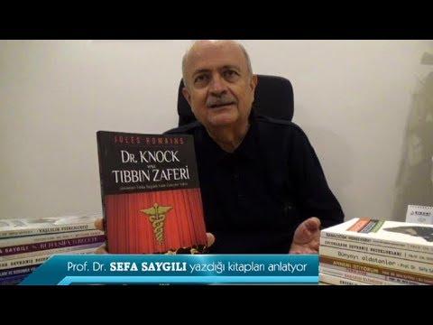 Prof. Dr. Sefa Saygılı kitaplarını anlatıyor 2