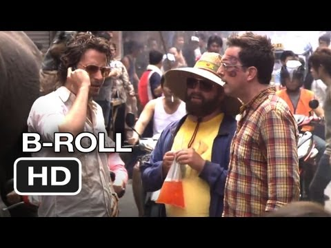 The Hangover Part 2 Movie - Official B-Roll  #2 (2011)