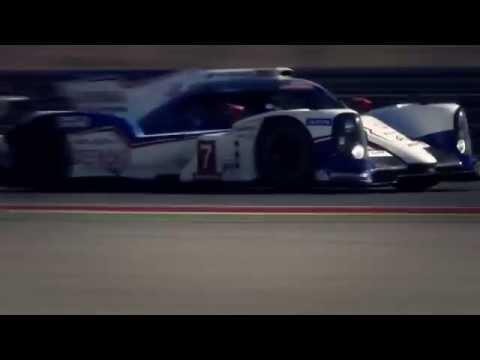 Toyota Unveils TS040 Hybrid P1 Race Car