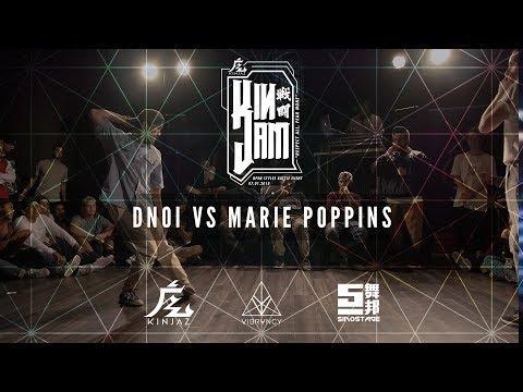 Dnoi Vs Marie Poppins [SEMI FINALS] | KINjam LA 2018 [@VIBRVNCY 4K] - Thời lượng: 4 phút, 37 giây.