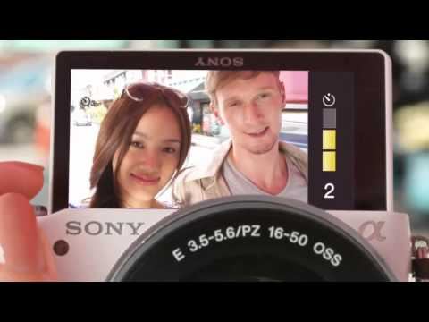 NEX-3N from Sony: Official Video Release