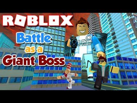 Roblox | CHIẾN ĐẤU VỚI KẺ KHỔNG LỒ - Battle As A Giant Boss | KiA Phạm - Thời lượng: 21:54.