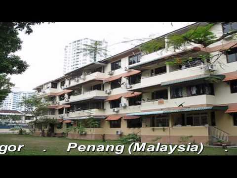 Penang Minden Heights Halaman Sentosa Apartment