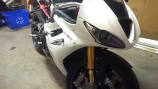7. 2012 Triumph Daytona 675R