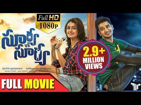 Surya Vs Surya Telugu Latest Full Length Movie | Nikhil Siddharth, Tridha Choudhury