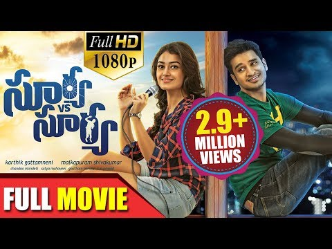 Surya Vs Surya Telugu Latest Full Length Movie | Nikhil Siddharth, Tridha Choudhury