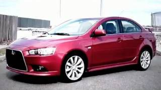 2009 Mitsubishi Lancer Ralliart Review - FLDetours