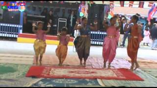 Khmer Culture - Butterfly Dancing