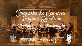 Orquesta de Cámara Higinio Ruvalcaba