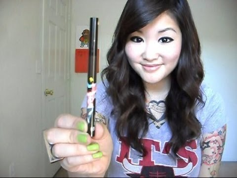 Tokidoki prize - Perfetto Eyeliner in Sabochan - Sephora $18 ------------------------- PLEASE SUBSCRIBE! http://www.youtube.com/subscription_center?add_user=HelloHannahCho --...