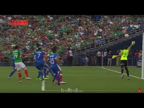 Tin Thể Thao 24h Hôm Nay (19h - 10/7): Kết Quả Bảng C Gold Cup 2017 - Mexico Thắng Dễ Salvador - Thời lượng: 8:03.