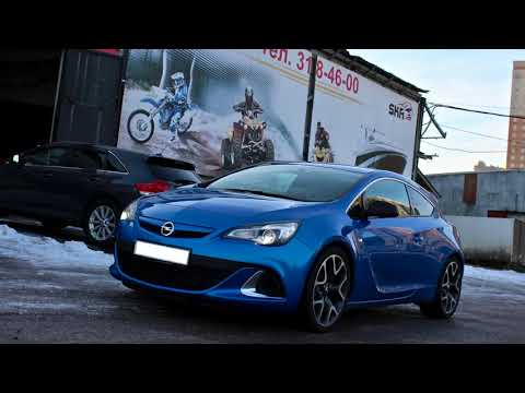 Opel Astra OPC 2014г.