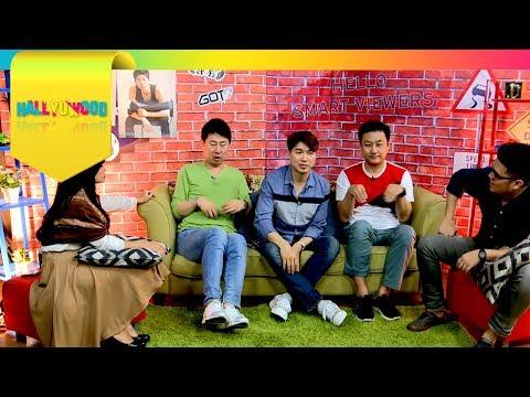HALLYUWOOD – 김수용, #박수홍, 남희석 MBC South Korea (Part 2)