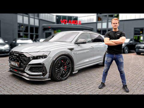 MIJN NIEUWE AUTO! Audi RSQ8-R ABT (1 of 125)