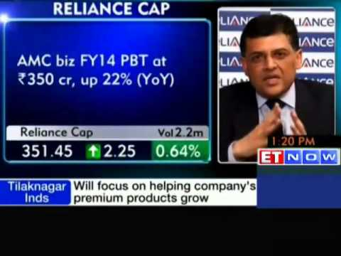 Reliance Capital Q4 profit at Rs 267 cr, STOCK Gains