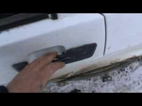 Ремкомплект на дверные ручки ваз 2109 снимок