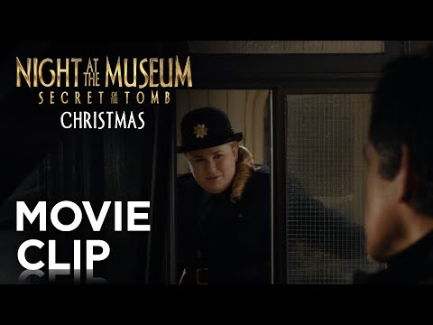 Night at the Museum: Secret of the Tomb (Clip 'They Let You Travel')