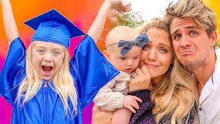 Video Everleigh's Kindergarten Graduation!!! (Surprise Party AND Ceremony) MP3, 3GP, MP4, WEBM, AVI, FLV Juli 2019