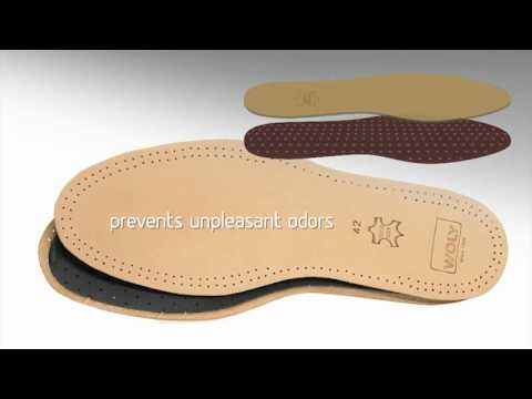 WOLY - The right insole - Insoles for Summer / All Seasons - Woly Comfort