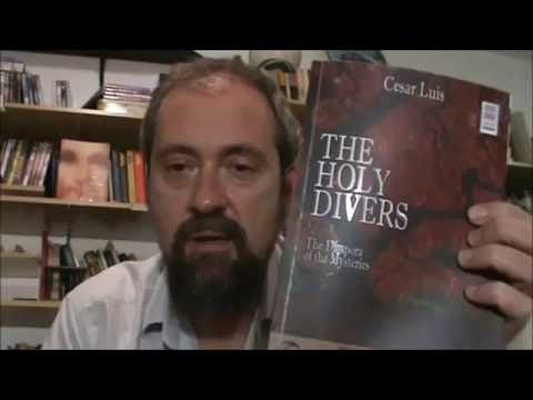 BOOKTRAILER - THE HOLY DIVERS (vol.1) - The Diaspora of the Mysteries.