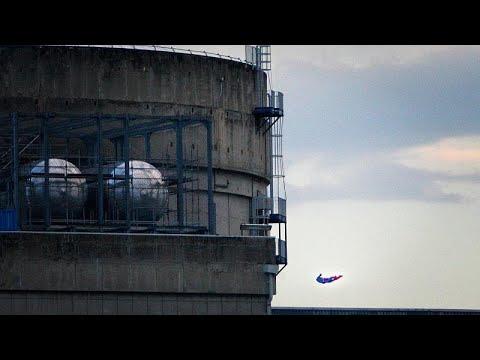 Drone – σουπερμαν σε πυρηνικό εργοστάσιο της Γαλλίας έριξε η Greenpeace…
