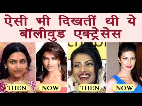 Deepika Padukone, Aishwarya to Priyanka; Check out Then and Now images of Bollywood actresses