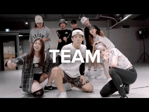 Team - Iggy Azalea / Koosung Jung Choreography