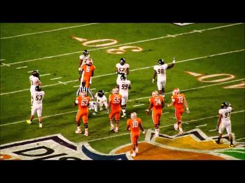 DeAndre Hopkins 2012 Orange Bowl Highlights video.
