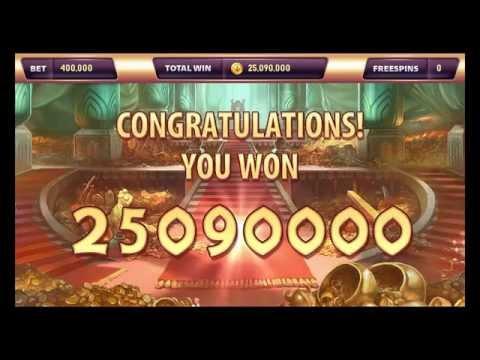[Mirrorball Slots Kingdom of Riches]King Colossus - Bonus Round