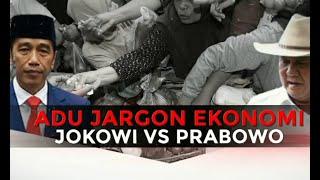 Video Adu Jargon Ekonomi Jokowi Vs Prabowo [1] MP3, 3GP, MP4, WEBM, AVI, FLV Oktober 2018
