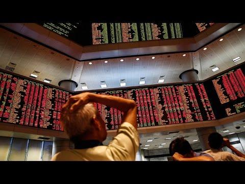 0:01 / 1:23 Lunes negro en las bolsas mundiales por incertidumbre en torno a economía China