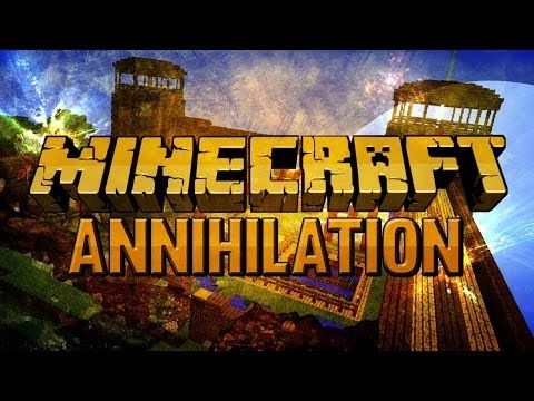 Minecraft: Annihilation  часть 1 \