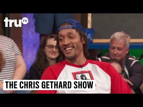 The Chris Gethard Show - Michael Beasley's Life Before Basketball   truTV