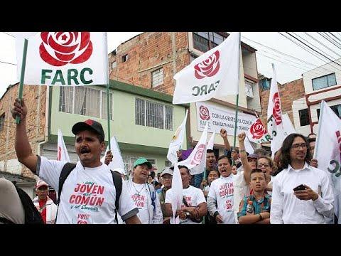 Εκλογές βαρόμετρο για τη Συμφωνία Ειρήνης κυβέρνησης Κολομβίας – FARC…
