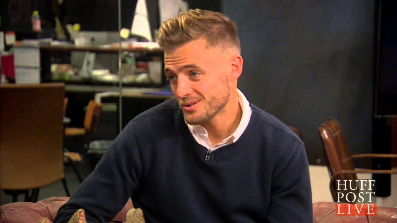 Huff Post Live: Robbie Rogers Interview