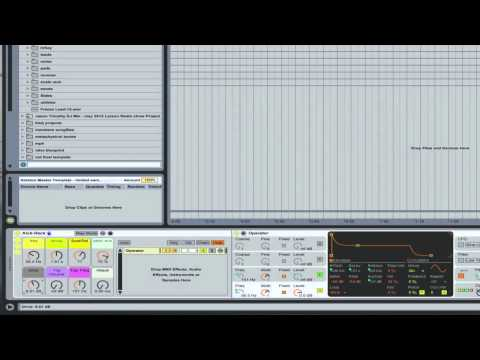 Ableton Ultimate Master Template – Kick Drum Rack | Ableton Tutorial | Master Template