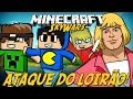 Minecraft: ATAQUE DO LOIRÃO! (SkyWars)