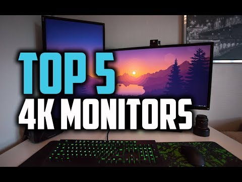 Best 4K Monitors In 2018 - Which Is The Best 4k Gaming Monitor?