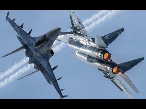 Suhoj Su-35S (rus. Сухой Су-35С)...