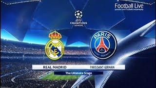 Video PES 2018 | Real Madrid vs PSG | UEFA Champions League (UCL) | Gameplay PC MP3, 3GP, MP4, WEBM, AVI, FLV Januari 2018