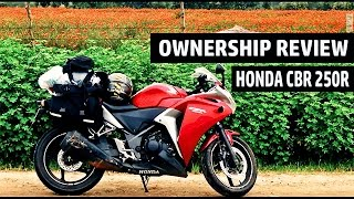 10. Honda CBR 250R Long Term Ownership Review with Sudeep Nambiar