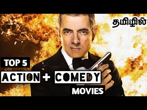 Top 5 Action Comedy Movies in Tamil dubbed|Hollywood Tamil Dubbed|Movie Tamizhanda