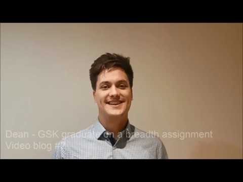 Dean – GSK graduate on a global assignment – video blog 2