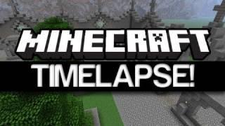 Minecraft Timelapse: Episode 1 - Diablo 2 inner cloister