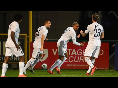 Highlights: KV Kortrijk - RSC Anderlecht