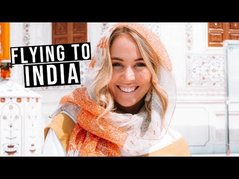 Download Flying To India | Australia to Delhi on Singapore Airlines HD Mp4 3GP Video and MP3