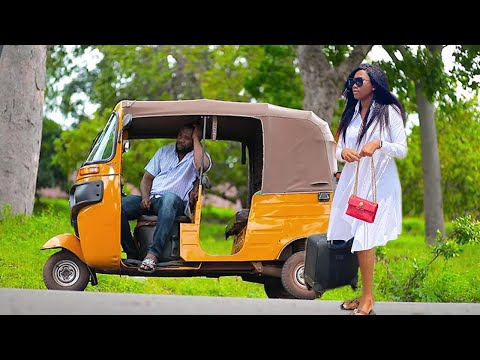I NEVER  KNEW I COULD FALL IN LOVE  WITH THE FAUSTRATED KEKE DRIVER I MET ON THE STREET  - nigerian